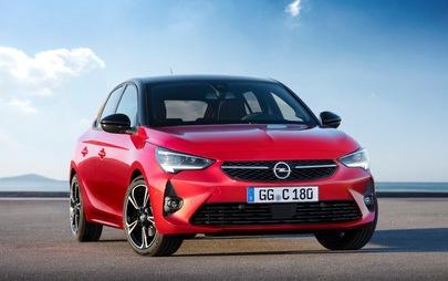 Opel, Corsa, Autobest 2020, Elektromos, Kisautó-bestseller